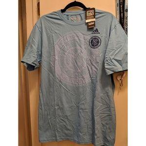 NWT NYCFC t-shirt